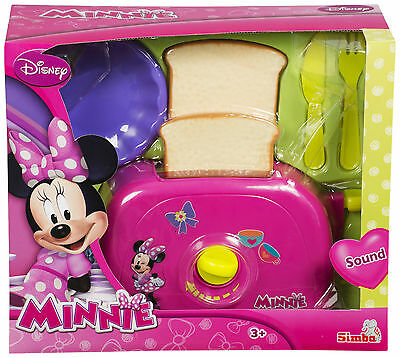 Disney Minnie Mouse Kitchen Toaster