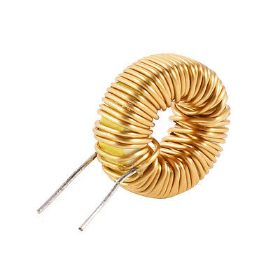 10 Pcs Toroid Core Inductor Wire Wind Wound 47uH 38mOhm 3A Coil TS