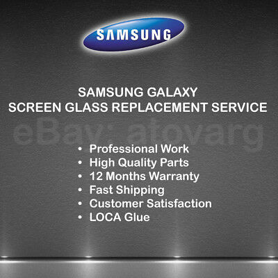 Samsung Galaxy Note 2 3 Cracked Screen Glass Repair Replacement Service Fix