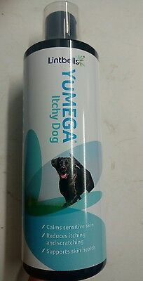 Yumega Itchy Dog (New yumega plus) 500ml - Posted Today if Paid Before 1pm