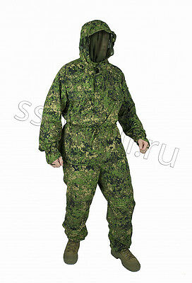 PARTIZAN - SPECTRE reversible two-sided suit Summer camouflage by SSO Russian