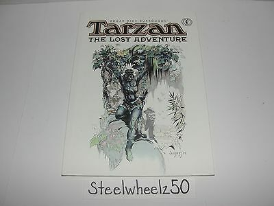 Tarzan Lost Adventure #1 Comic Book Dark Horse 1995 Edgar Rice Burroughs Suydam