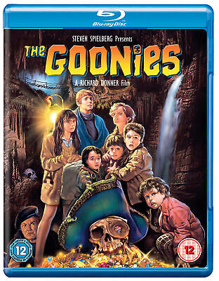 The Goonies [1985] (Blu-ray) Iconic Moments
