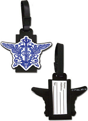 *NEW* Black Butler: Phantomhive Family Crest Luggage Tags by GE Animation