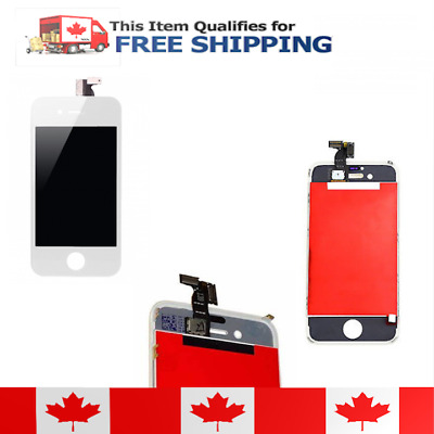 iPhone 4 White AAA LCD Touch Screen And Digitizer Assembly