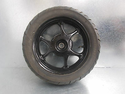 Honda Pes Ps 125 Rear Wheel With Tyre 130-70-13