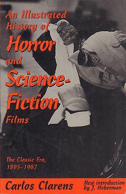 HORROR AND SCIENCE-FICTION FILMS (CLASSIC ERA 1895-1967) - Carlos Clarens