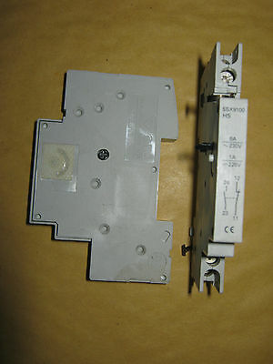 Siemens Auxiliary Contact 5Sx9100Hs
