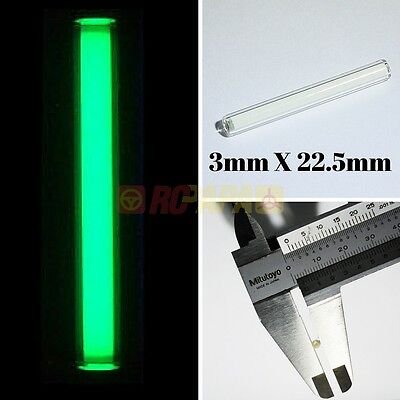 Betalight Tritium Self Illumination Growing Grow Marker Isotope 22.5mm Green 1pc