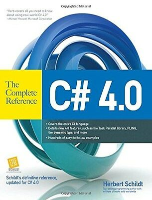 C+4.0 the Complete Reference 9780071741163 by Herbert Schildt, Paperback, NEW