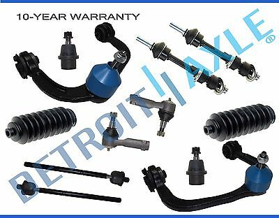 Brand New Complete Front 12pc Suspension Kit for Ford F-150 Trucks 4x4 4WD