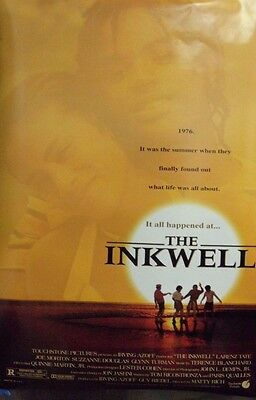 The Inkwell Original Double Sided Movie Poster 1994 Larenz Tate Joe Morton