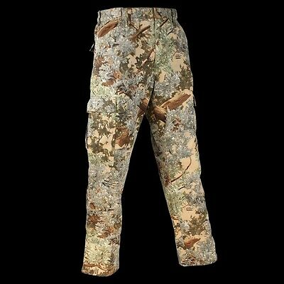 King's Camo Desert Shadow Mens Six Pocket Adjustable Pants 2XL KCB102 46-48 New