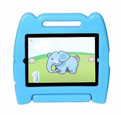 Kids Safe Foam Shock Proof EVA Case Handle Cover Stand for iPad 2/3/4