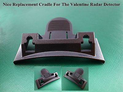 Nice High Quality Plastic Replacement Cradle/ Mount For Valentine Radar Detector