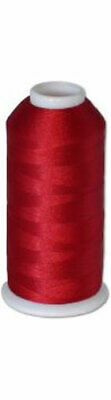 6 5500-yds Cones Commercial Size Embroidery Thread ThreaDelight 507-706 Colors