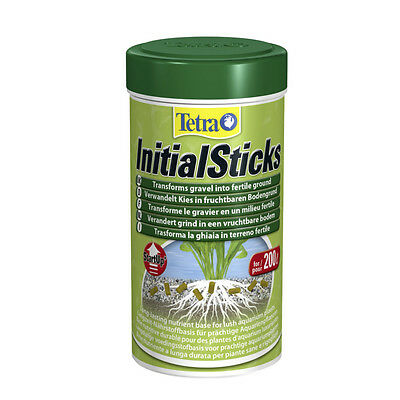 Tetra Aquarium Initial Sticks Substrate Gravel Fertiliser Aquatic Plant Growth