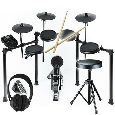 Alesis Nitro Electronic Drum Kit Eight-Piece Percussion USB DM6 Replacement