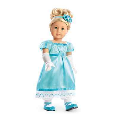NEW BeForever American Girl Caroline's Party Gown Complete Set DOLL NOT INCLUDED