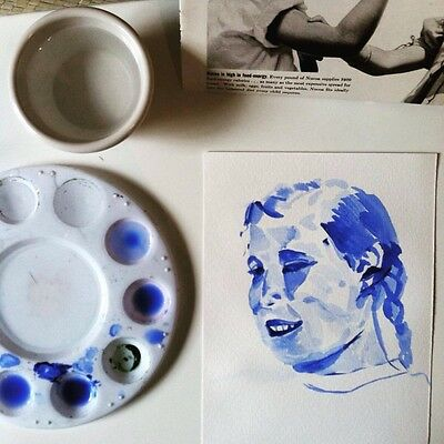 Custom Painted Watercolor Based On Your Photograph Original Art