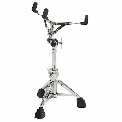 New TJ Wilco Premium Snare Drum Stand with Ball Locking Basket for Drum Kit