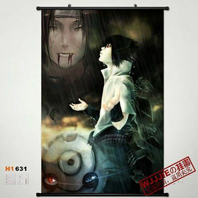 Anime Home Decor Poster Wall Scroll NARUTO  H1631  Uchiha Sasuke