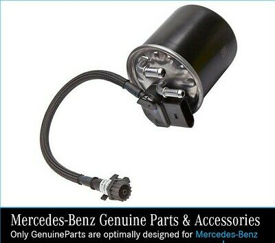 New Genuine Mercedes Benz OM651 Engine Fuel Filter With Sensor A6510902952