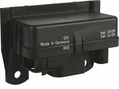Glow Plug System Relay  Mercedes C, CLK, E, G, M, S, Sprinter  - Made in Germany