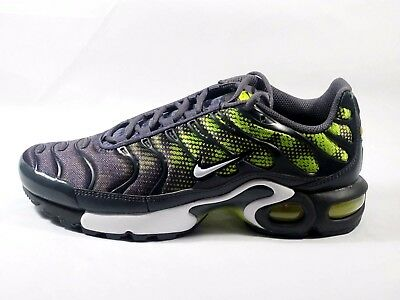 pretty nice a2309 2b314 MENS WOMENS BOYS Girls Nike Air Max Tn Plus Txt Tuned 1 Trainers Grey  655020076