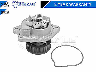 For Skoda Fabia Octavia Roomster Engine Cooling Coolant Water Pump Meyle Germany