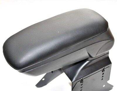 Armrest Centre Console Universal Black Eco Leather Arm Opel Vectra Astra Corsa