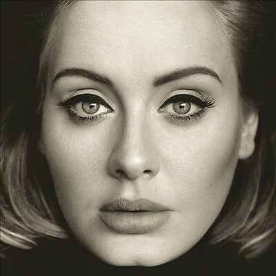 Adele - 25 (CD 2015) Hello Brand New & Sealed