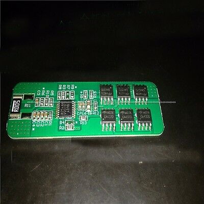 11.1v 12.6V 3S Cell 8A Li-ion Lithium Battery 18650 Charger Protection Board MOS