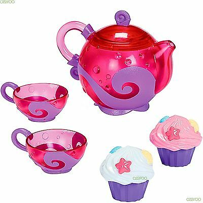 Munchkin Toddler Bath Tea Pot and Cupcake Set, Fun for in and Out of The Bath!
