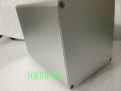 1pc 114*33*150mm DIY silver Electrical Instruments Aluminum Box
