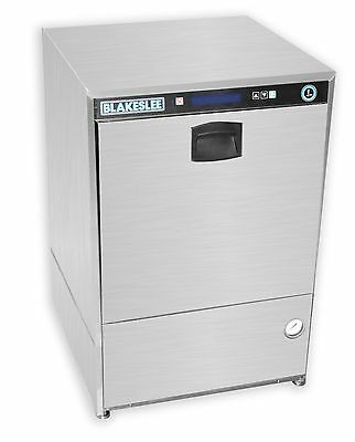 Blakeslee Commercial High Temperature undercounter Dishwasher/Glasswasher UC-20