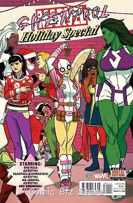 Gwenpool Special #1 (2015) 1St Printing Bagged & Boarded
