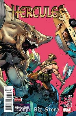 Hercules #2 (2015) 1St Printing Bagged & Boarded