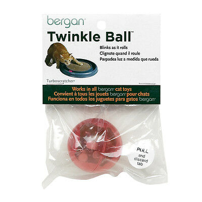 Bergan Replacement Twinkle Led Ball Cat Toy Assorted Colors Free Ship To The Usa