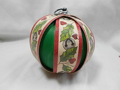 Longaberger Christmas Ornament  2012