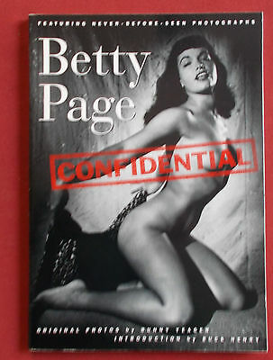 Betty Page Confidential Livre Eo Us Bunny Yeager  Avec Photos Inedites
