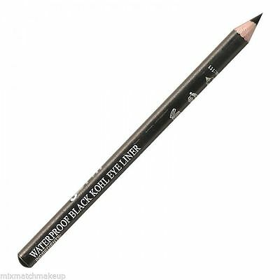 Saffron Eyeliner Waterproof Black Kohl Eye Liner Pencil- Mix & Match Get 20% Off
