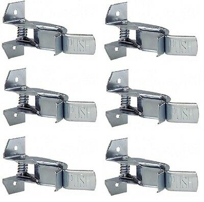 """(6) Crawford  SG1G-6 1-1/2"""" Giant Spring Grip Tool Handle Brackets / Clips"""