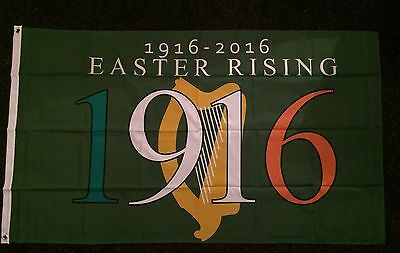 1916 - 2016 100th Easter Rising Flag Nationalist Ireland IRISH REPUBLICAN bnip