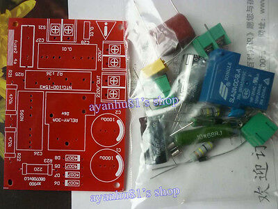 AC 110V 2000W High Power Amplifier Soft Starting Switch Delay Protection Kits