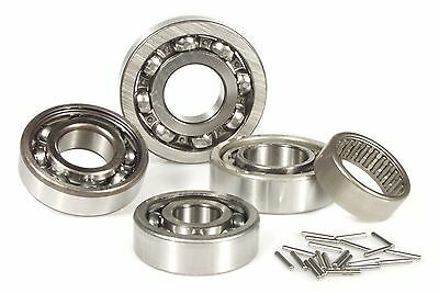 SIP Top Quality Engine Bearing Kit for the Vespa T5 (with rear seal on outside)