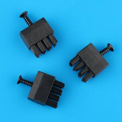 3pcs Arrow Rest Replacement Brush Replacements With Screw for Compound Bow