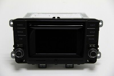 Org VW Polo 6C Radio Composition Colour 6C0035869A Bluetooth DAB Touch Screen
