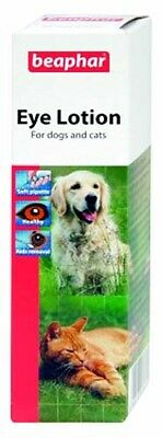 Bephar Eye Lotion for Dogs & Cats Cleans & Soothes Eye Irritation