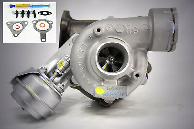 TURBOLADER 038145702G VW Passat Audi 1.9 TDI 96KW 131 PS 2.0 TDI 103KW 140 PS